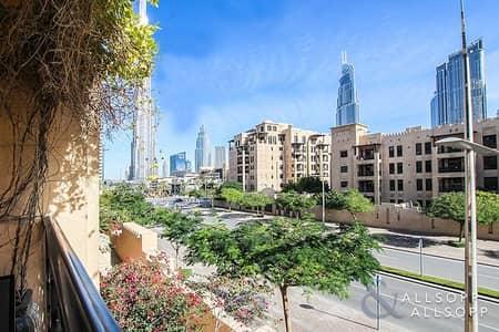 فلیٹ 2 غرفة نوم للبيع في المدينة القديمة، دبي - Two Bed | Burj Khalifa View | 1352 Sq Ft