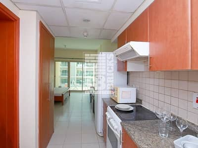 Studio for Sale in The Greens, Dubai - Good Investment | Very Spacious | Rented