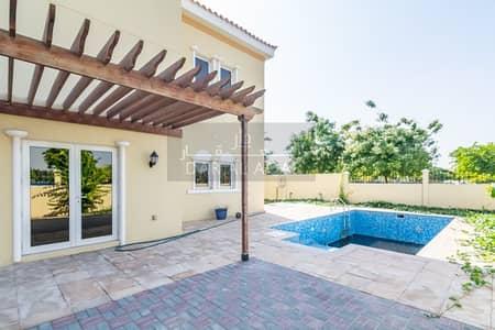 5 Bedroom Villa for Rent in The Villa, Dubai - Mazaya C1 in Hacienda | 5BR with Swimming Pool