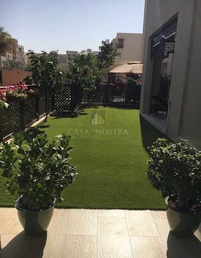فلیٹ 2 غرفة نوم للايجار في الفرجان، دبي - Furnished 2BR with Private Garden Chiller Free