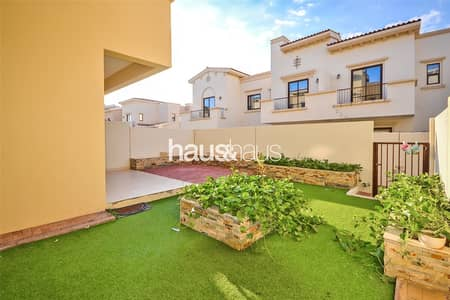 3 Bedroom Villa for Rent in Reem, Dubai - Very Close to pool | Maids | 2M | Landscaped