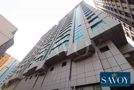 2 Bedroom Apartment for Rent in Al Khalidiyah, Abu Dhabi - Spacious Master 2 BR+M Flat , No Commission Fees.