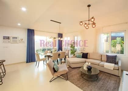 Huge Townhouse 3BR + maid | 75% PH-PP | Dubai land