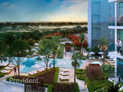 1 Bedroom Hotel Apartment for Sale in DAMAC Hills (Akoya by DAMAC), Dubai - 20% Downpayment | 80% in 3-Year Payment Plan