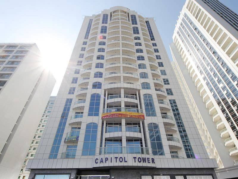 Capitol Tower - 1 Bed Room Available For Rent -(HA)