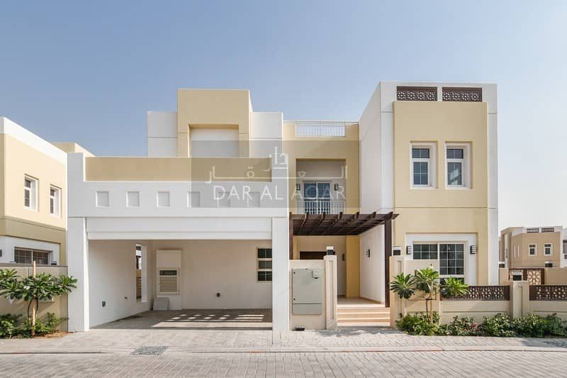 Elegant & Large Plot | 5 Bedroom Villa | Mudon