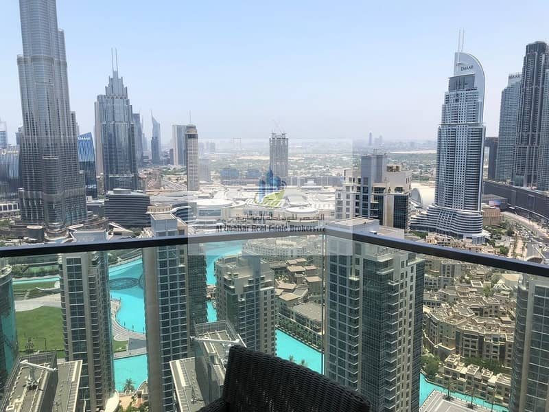 2 apartment in down town Dubai with attractive price.
