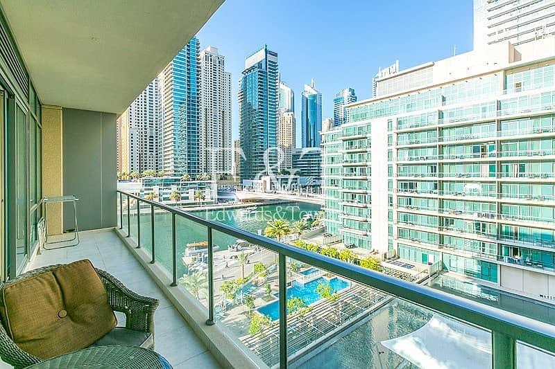 2 Exclusive | Full Marina View | VOT