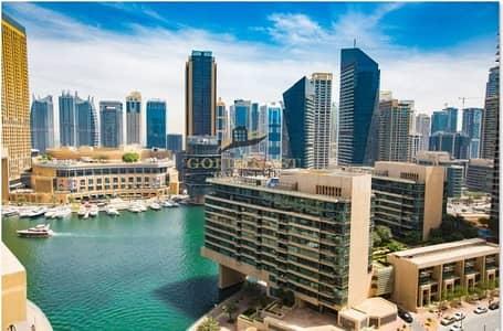 فلیٹ 1 غرفة نوم للايجار في جميرا بيتش ريزيدنس، دبي - Fully Furnished 1 bedroom in JBR for rent