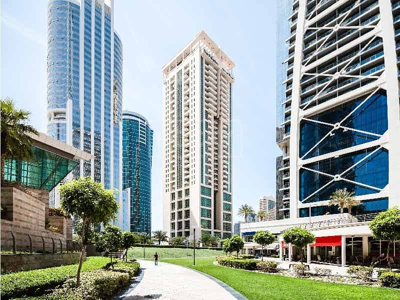 10 Spacious | Office Space | Lake View | JLT