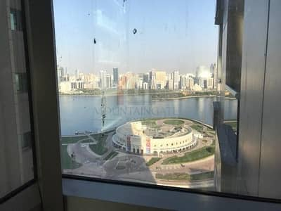 2 Bedroom Flat for Sale in Al Khan, Sharjah - Luxury 2 BHK+ maid  on Buhairah Corniche/ Sea View