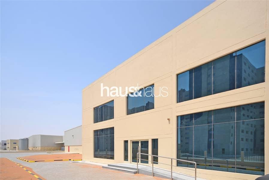 Brand New | Eco Friendly | JAFZA | Great Location