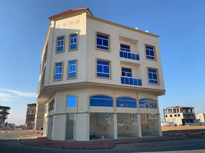 BRAND NEW  1 BEDROOM FLAT FOR RENT IN AL ALIA  ONLY 15000