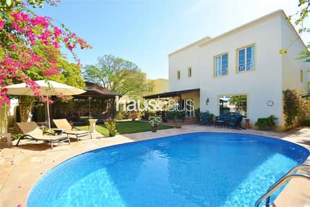 3 Bedroom Villa for Sale in The Meadows, Dubai - Stunning upgrades | Swimming pool
