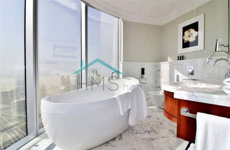 4 Bedroom Penthouse for Sale in Downtown Dubai, Dubai - 4 Bedroom | Sky Collection | Corner Unit