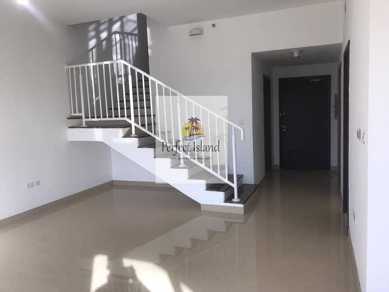 Stunning New 3 BR Duplex Aprt | Maid | Pool