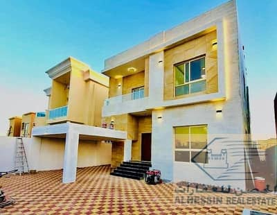 5 Bedroom Villa for Sale in Al Mowaihat, Ajman - Modern villa for sale with attractive specifications and great finishing at a very perfect price