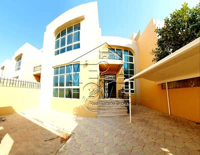 6 Bedroom Villa for Rent in Khalifa City A, Abu Dhabi - HOT OFFER PRIVATE ENTRANCE  6-BEDROOM VILLA