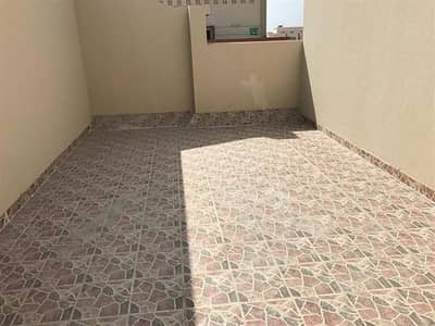 Studio for Rent in Khalifa City A, Abu Dhabi - Enormous Studio!! Private Terrace Separate Kitchen+Free Wifi+huge Windows+Monthly 2700 KCA