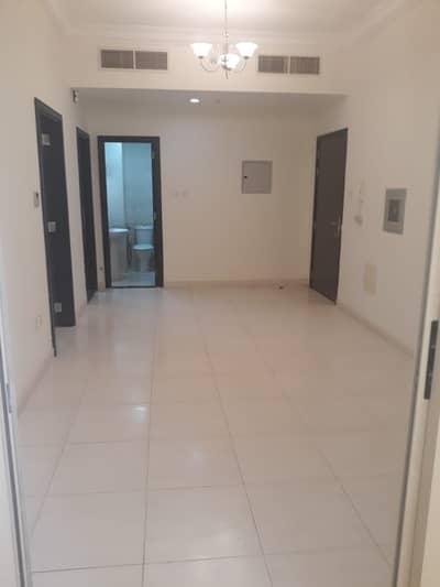1 Bedroom Flat for Rent in Emirates City, Ajman - Open view spacious apartment for rent in lavender tower in 15000