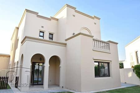 فیلا 4 غرف نوم للايجار في المرابع العربية 2، دبي - Type 5 | Corner Unit With Large Garden