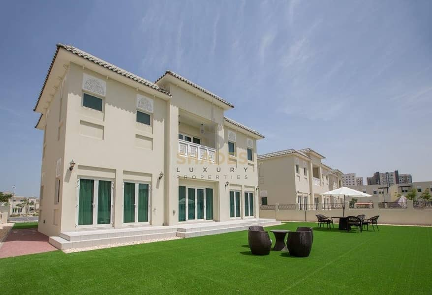 1 Own Your 4BR Villa l Ready To Move l 2 Years UAE Residence