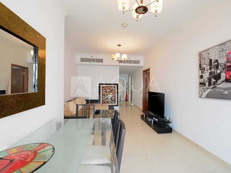Elegant Unit | Fully Furnished | High Floor