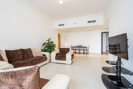 Well-Lit and Spacious Apartment|Fully Furnished