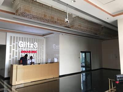 3 غرف نوم Glitz مدينة دبي للاستوديوهات