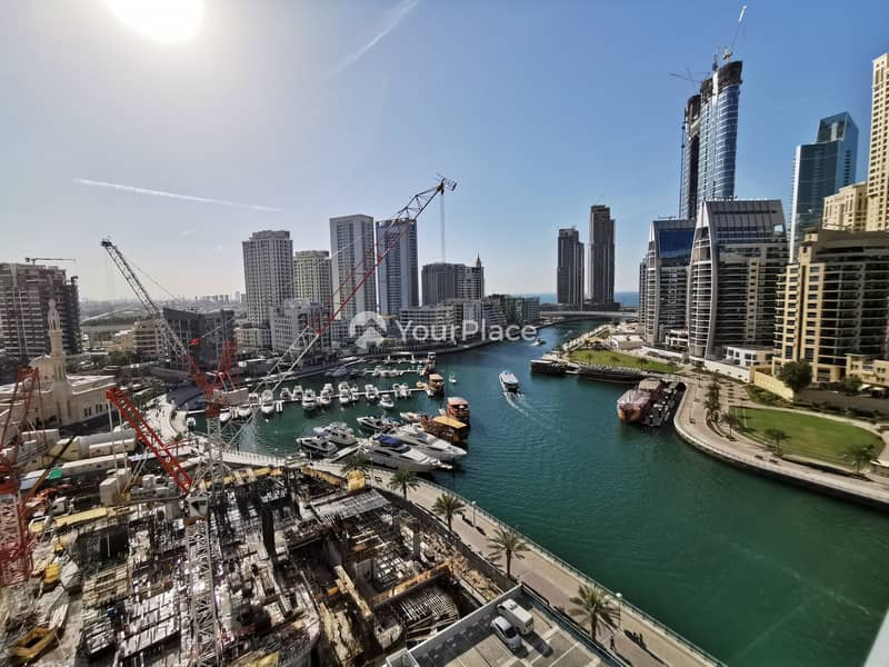 2 High Demanded - Great Marina View - Chiller Free