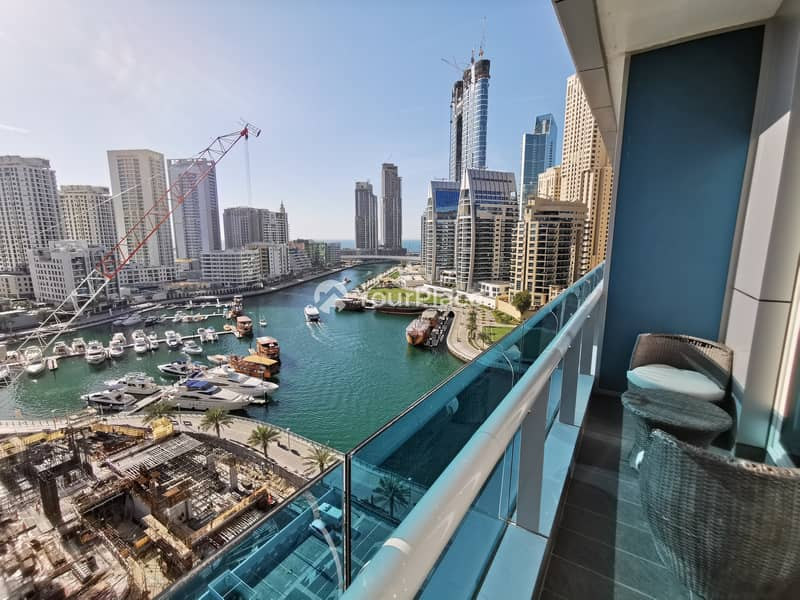 14 High Demanded - Great Marina View - Chiller Free