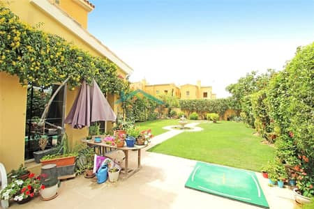 3 Bedroom Villa for Sale in Arabian Ranches, Dubai - LARGEST PLOT | EXTENDED | VACANT