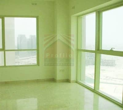 Studio for Rent in Al Reem Island, Abu Dhabi - Open Layout Studio for rent in Marina Heights 2