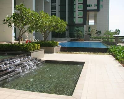 Studio for Rent in Al Reem Island, Abu Dhabi - Open Layout Studio for rent in Marina Heights 2