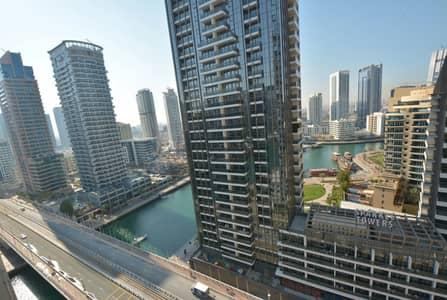 2 Bedroom Flat for Rent in Dubai Marina, Dubai - 5 min-s to The Beach and The Walk at JBR