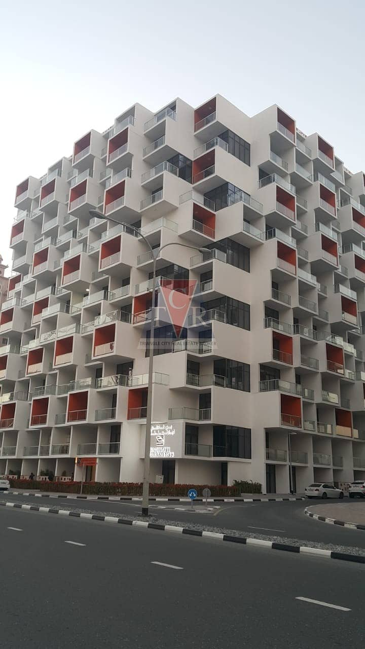 10 well maintained studio with balcony binghatti apartments silicon oasis