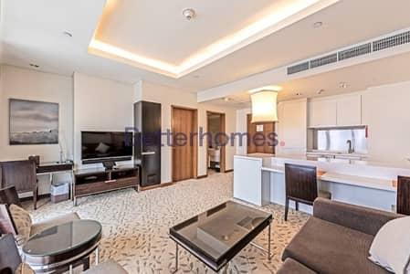 شقة فندقية 1 غرفة نوم للايجار في وسط مدينة دبي، دبي - 1 Bedroom Hotel Apartment in  Downtown Dubai
