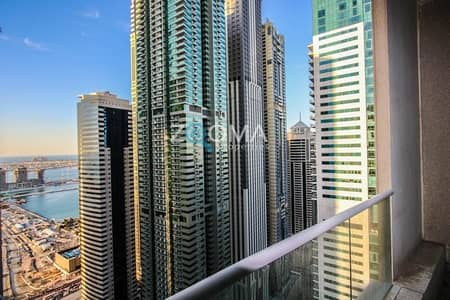 فلیٹ 3 غرف نوم للايجار في دبي مارينا، دبي - 3BR+ Maids + Storage | Kitchen Appiances