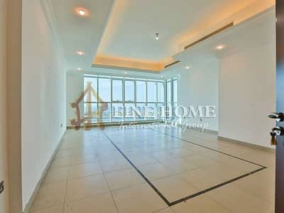 3 Bedroom Apartment for Rent in Tourist Club Area (TCA), Abu Dhabi - Irresistible 3BR Apartment +Balcony in Al Mina Road