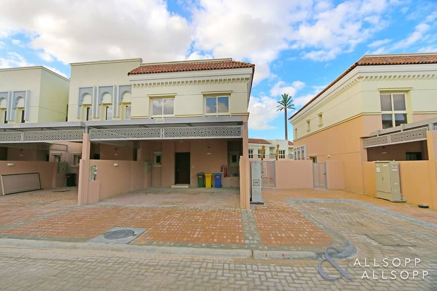 2 Best Available Option | 3Bed Backing Plaza