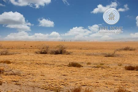 Plot for Sale in Zayed City (Khalifa City C), Abu Dhabi - Corner Residential Land In Madinat Zayed
