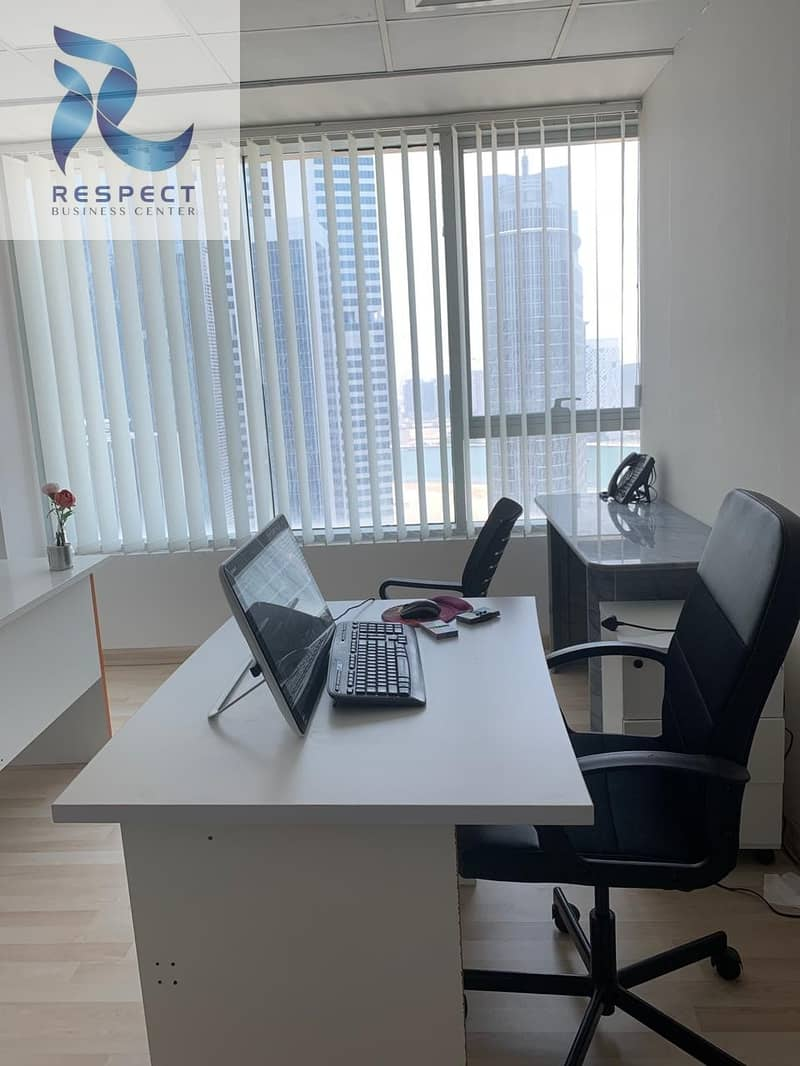2 NO COMMISSION! EJARI for License Renewal and New Business Set-up with Free Meeting Room!