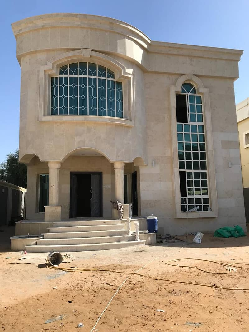 For sale fully furnished villa in Al Mowaihat 2