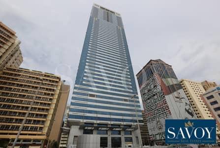 شقة في برج سما شارع إلكترا 40000 درهم - 4473832