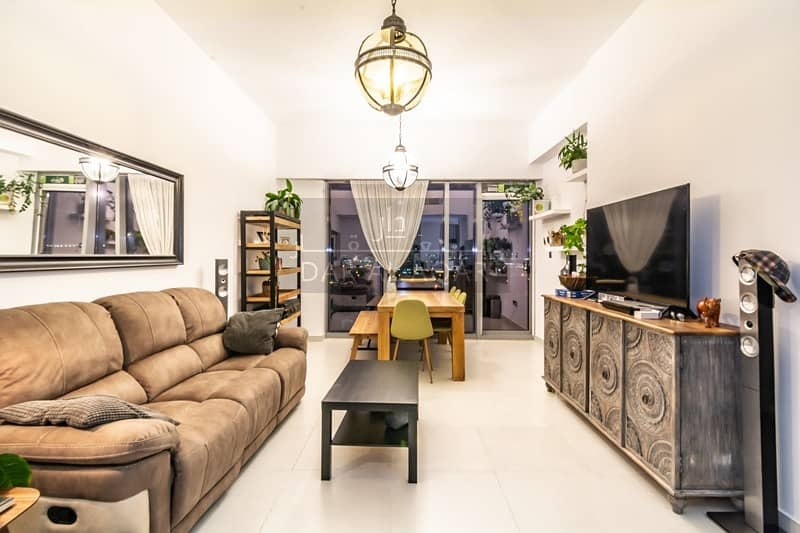 Spacious 2BR   Well Maintained  Vacant on Feb 20