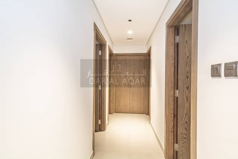 13 Spacious 2BR   Well Maintained  Vacant on Feb 20