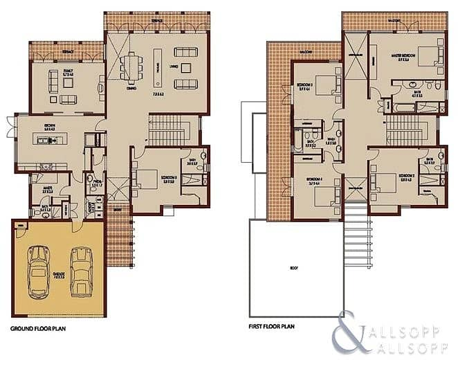 10 Saheel    5 Bedrooms   Centrally Located