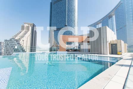 1 Bedroom Flat for Rent in Al Reem Island, Abu Dhabi - Ready to Move-In | Classy Apartment up to 4 Payments!