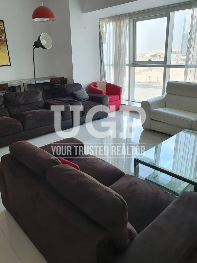 Big Layout | Fully Furnished Apt Up to 4 Payments!