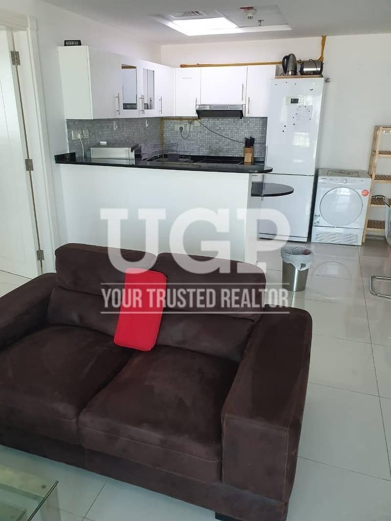 2 Big Layout | Fully Furnished Apt Up to 4 Payments!